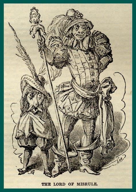 Lord of Misrule 1880