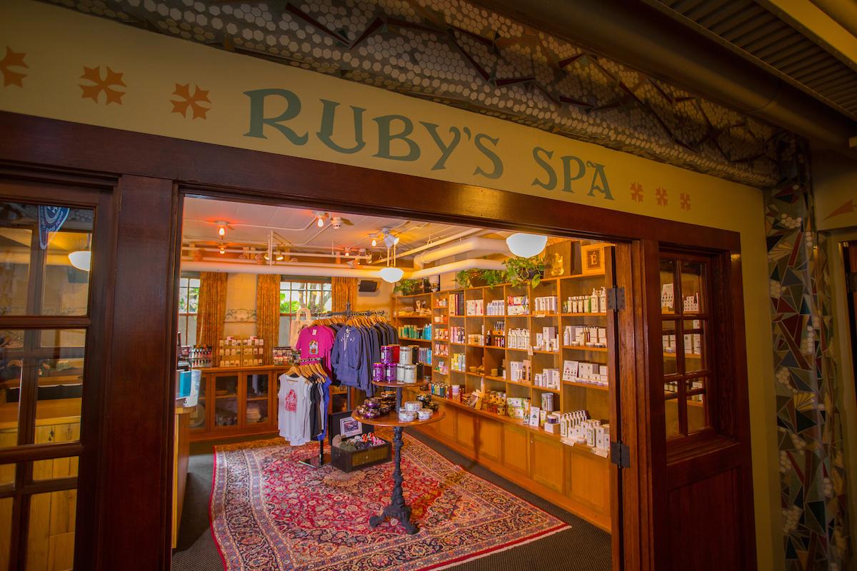 Ruby's Spa 15th Birthday