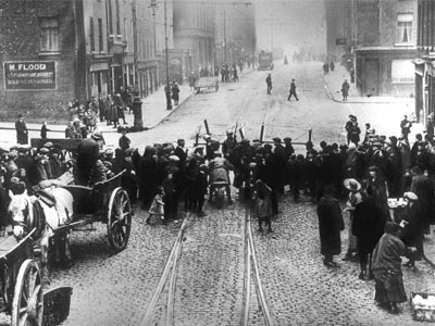 Seven Tongues Of Flame:  Ireland's Easter Rebellion Of 1916