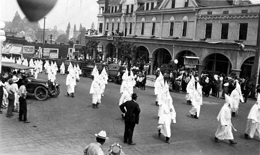 The 1920s Oregon KKK and its Opponents: A Case Study in Resistance