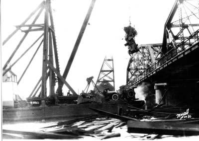 1923 Allen St. Bridge Collapse
