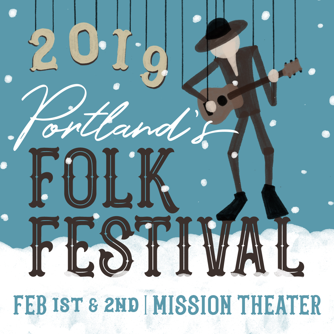 The 2019 Portland's Folk Festival