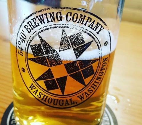 54°40' Brewing Co. Tasting