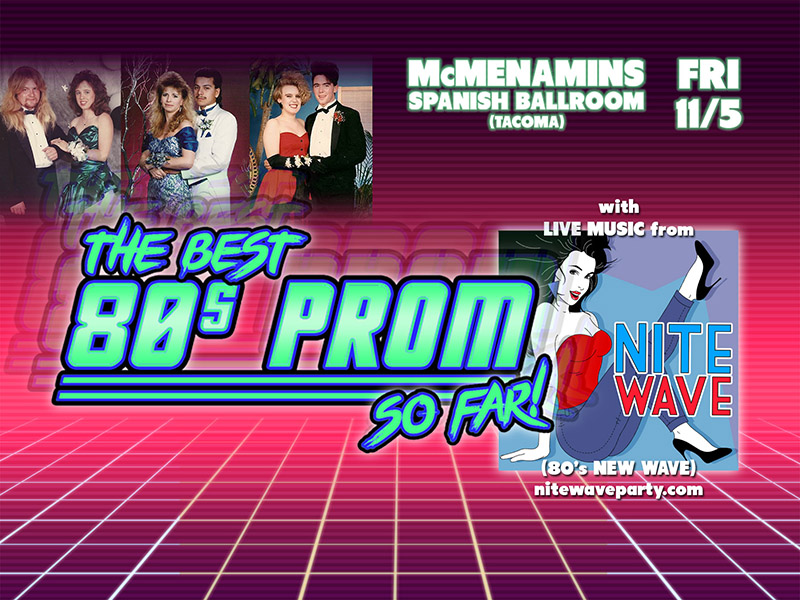 The Best 80s Prom Ever! (So Far)