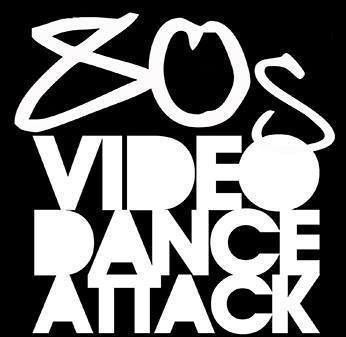 '80s Video Dance Attack - featuring VJ Kittyrox: Funk + Hip Hop