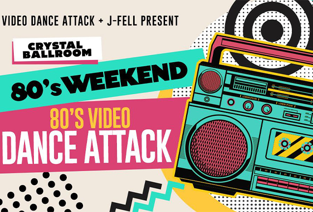 80's Weekend Night #1: 80's Video Dance Attack