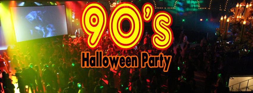 Halloween Party - '90s Dance Flashback