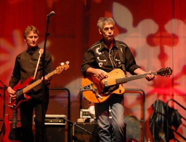 Steve Aliment and Steve Pearson