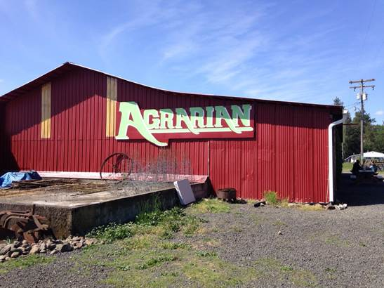 Agrarian Ales Pop-Up