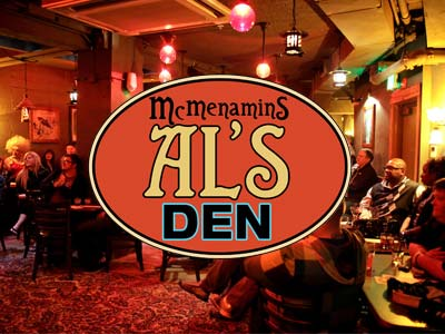 Comedy Night at Al's Den hosted by Jon Washington and Whitney Streed