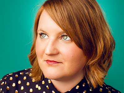 Comedian Amy Miller