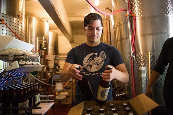 Arata Kriek Bottle Release Party