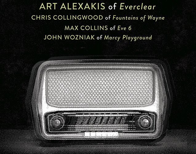 Songs & Stories: An Evening with Art Alexakis of Everclear