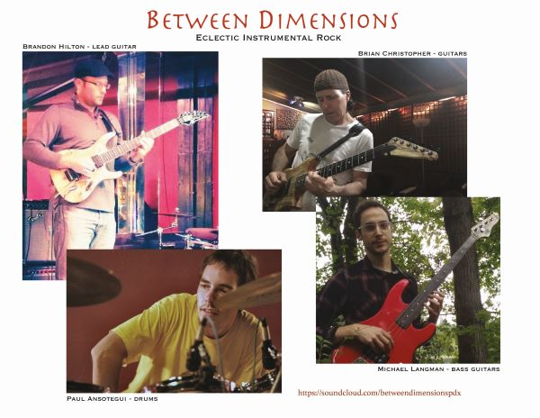 Between Dimensions