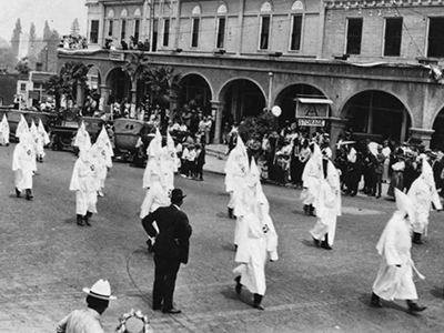 Bigotry Unmasked: The Rise of the KKK in Southern Oregon