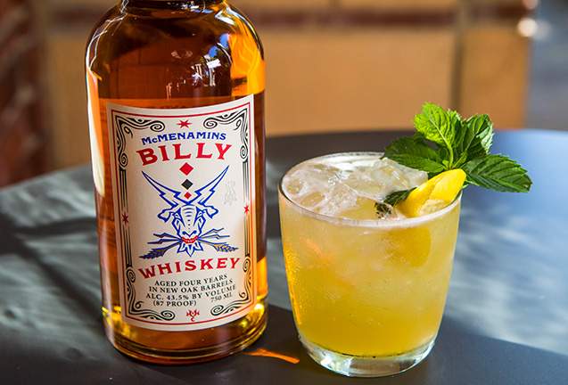 Happy Birthday, Billy Wheat Whiskey!