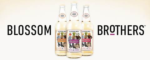Blossom Brothers Wine Spritzer Tasting