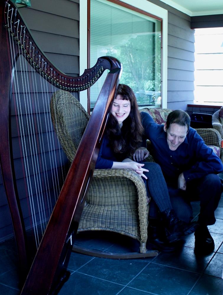 Elizabeth Nicholson & Bob Soper