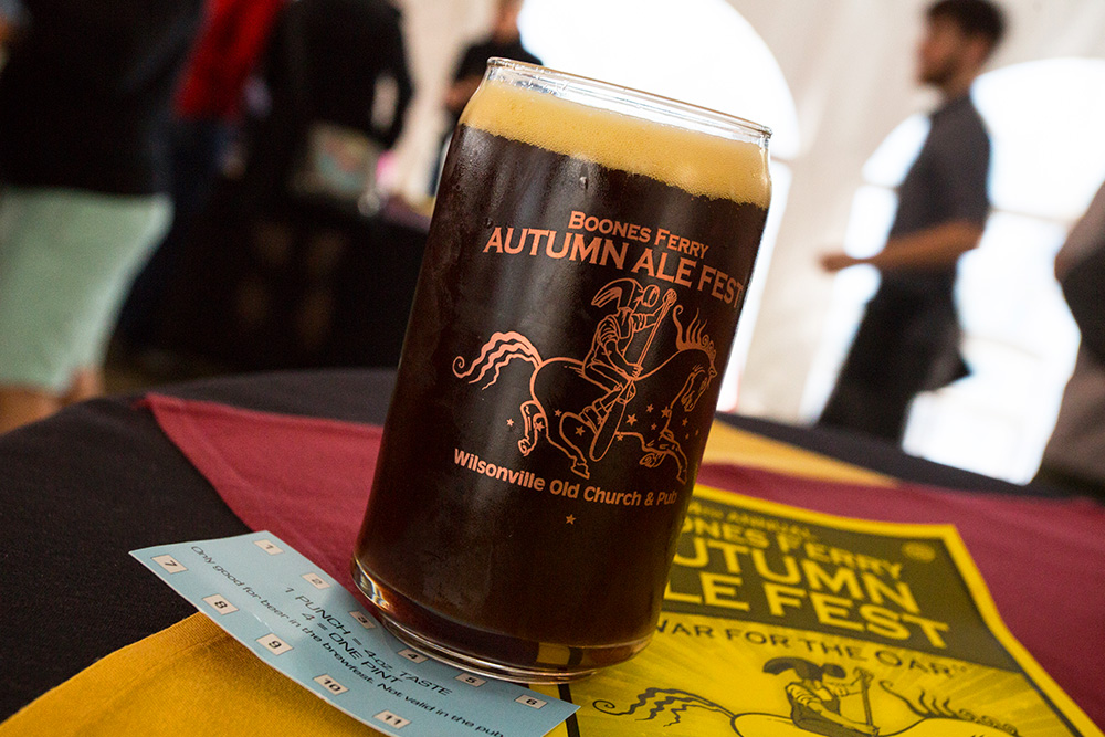 7th Annual Boone's Ferry Autumn Ale Fest