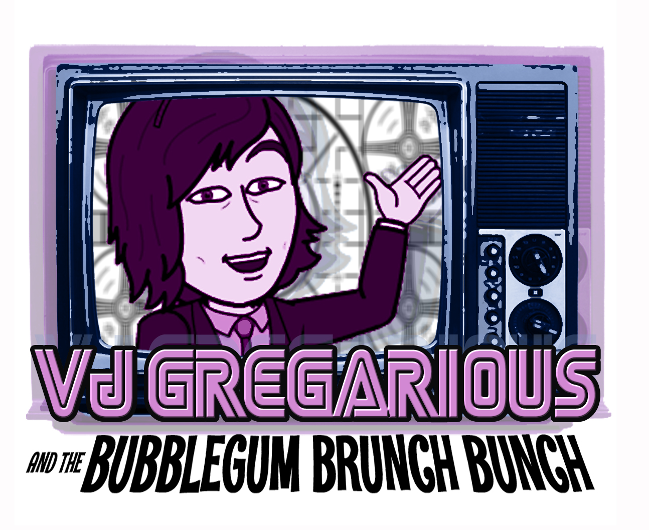 VJ Gregarious and The Bubblegum Brunch Bunch