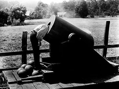 The Making of 'The General' — Buster Keaton's Masterpiece