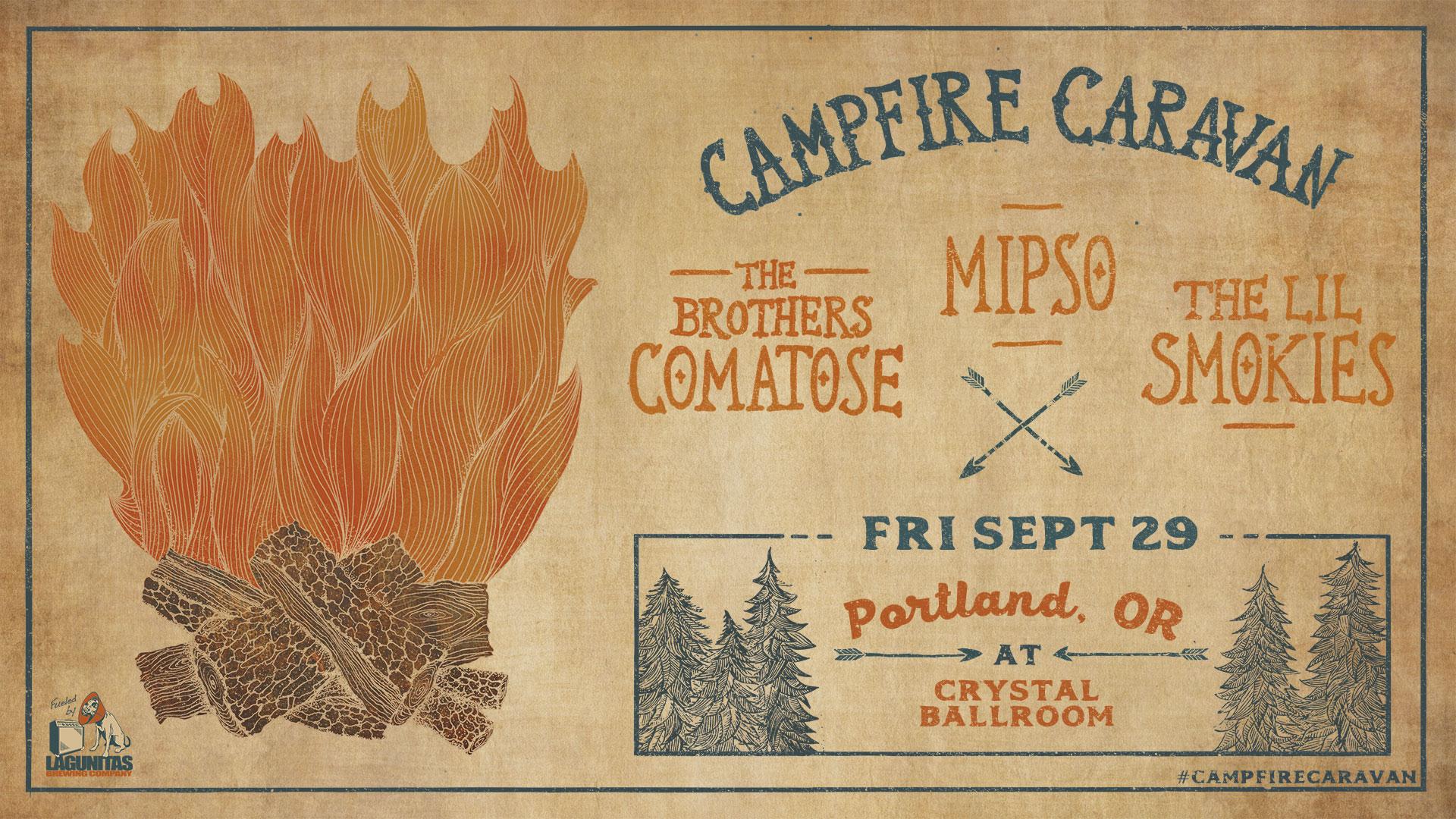 """""""Campfire Caravan"""""""