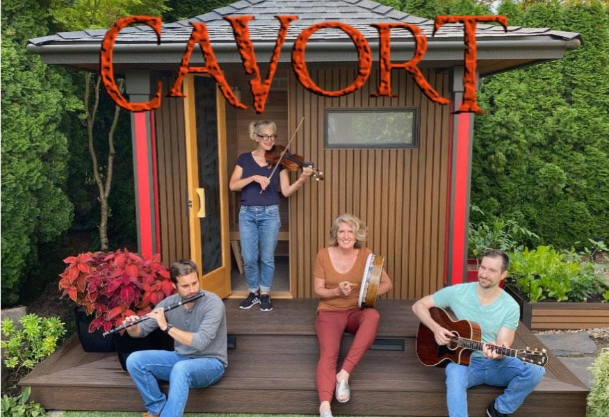 Cavort Fiddle & Guitar