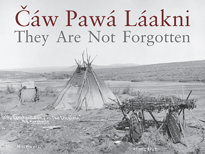 They Are Not Forgotten: Sahaptian Place Names Atlas of the Cayuse, Umatilla, and Walla Walla