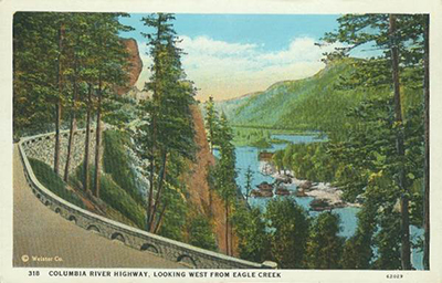 The River: Precontact & Historic Lifeways along the Southern Side of the Columbia River Gorge