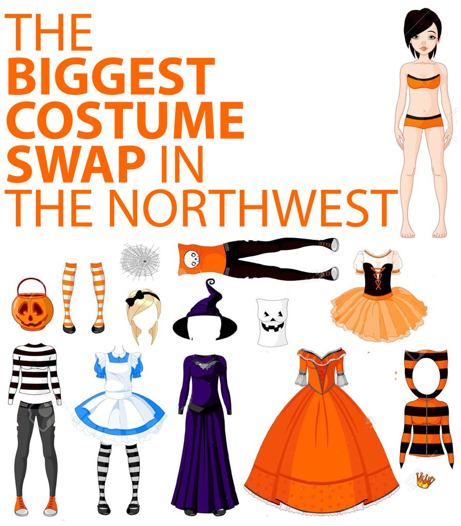 The Biggest Costume Swap in the NW