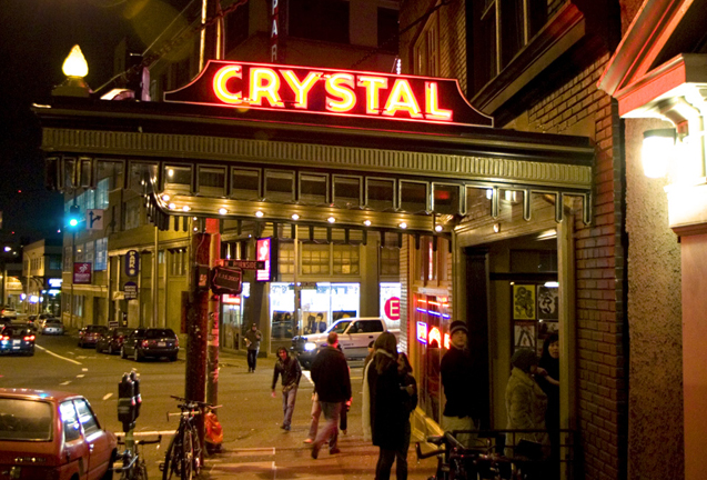 Crystal Ballroom's 106th Birthday Free-For-All