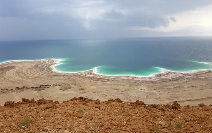"""Is the Dead Sea Dead?"""
