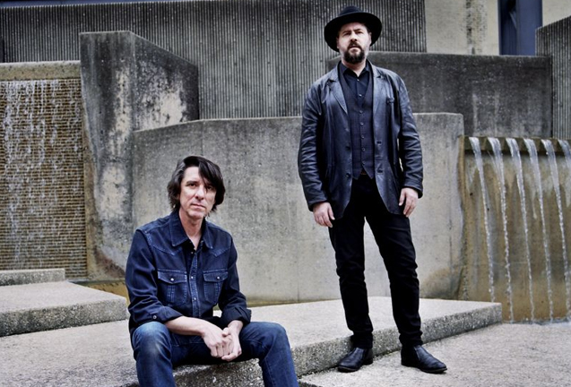 Dimmer Twins - Patterson Hood & Mike Cooley of Drive-By Truckers