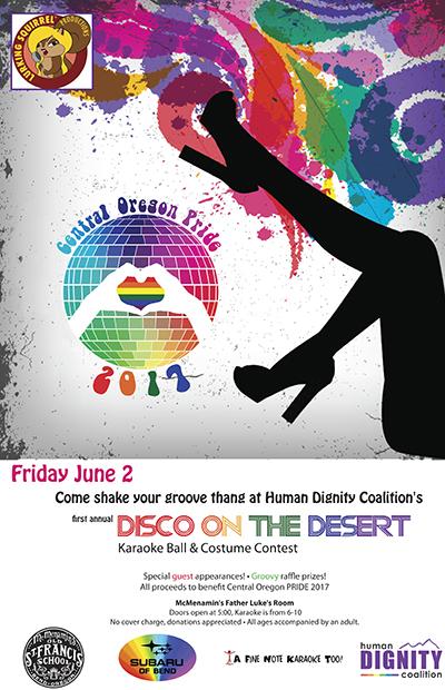 Disco On The Desert Karaoke Ball & Costume Contest