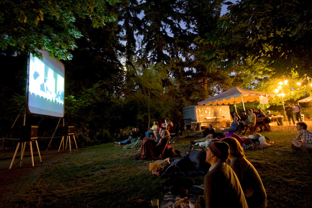Outdoor Movies: A Star is Born