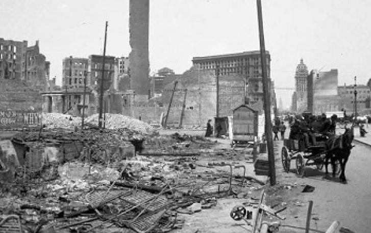 How the Gold Rush and the 1906 San Francisco Earthquake Enabled Us to Divine our Seismic Future