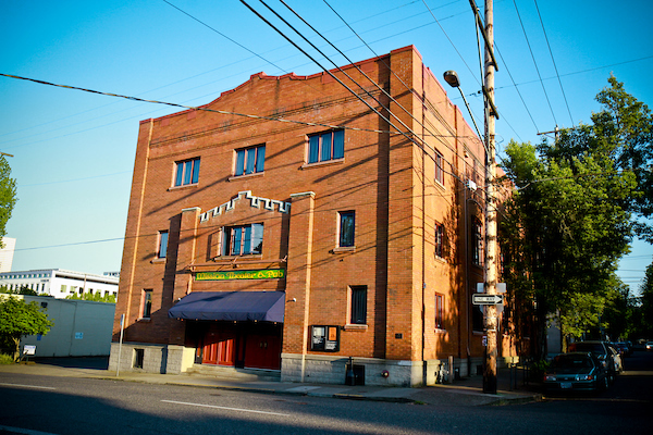 Mission Theater Happy Hour
