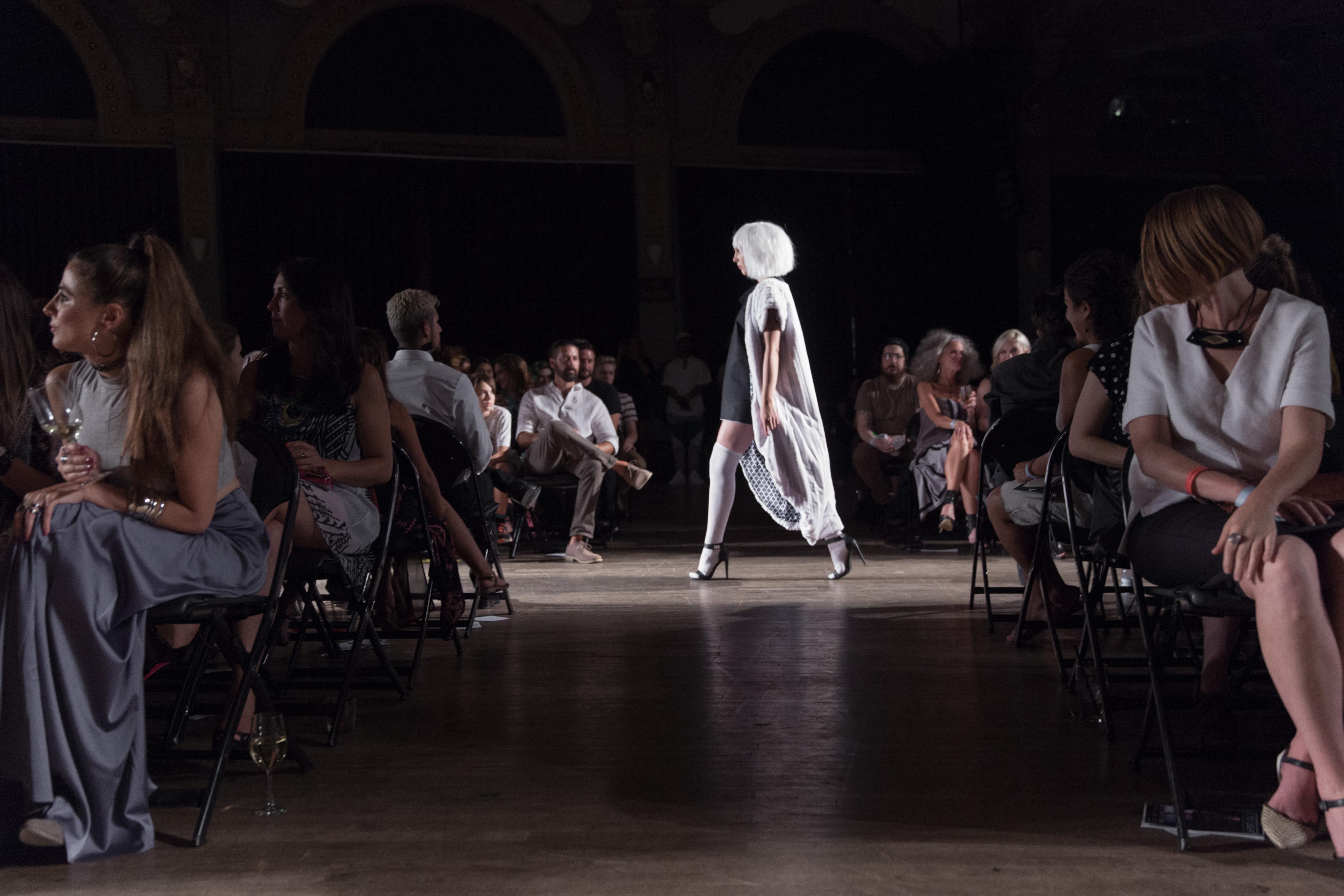 """Fade To Light"" - A Multidimensional Fashion Event"