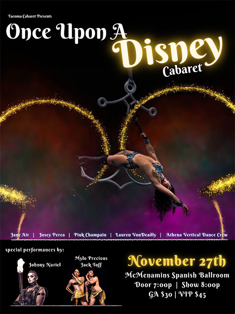 Once Upon A Disney Cabaret