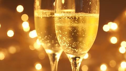 Galaxy Champagne Tasting