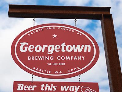 Georgetown Brewing Fresh Hop Pop Up