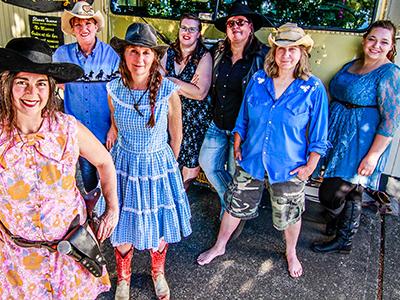 Gerle Haggard Band