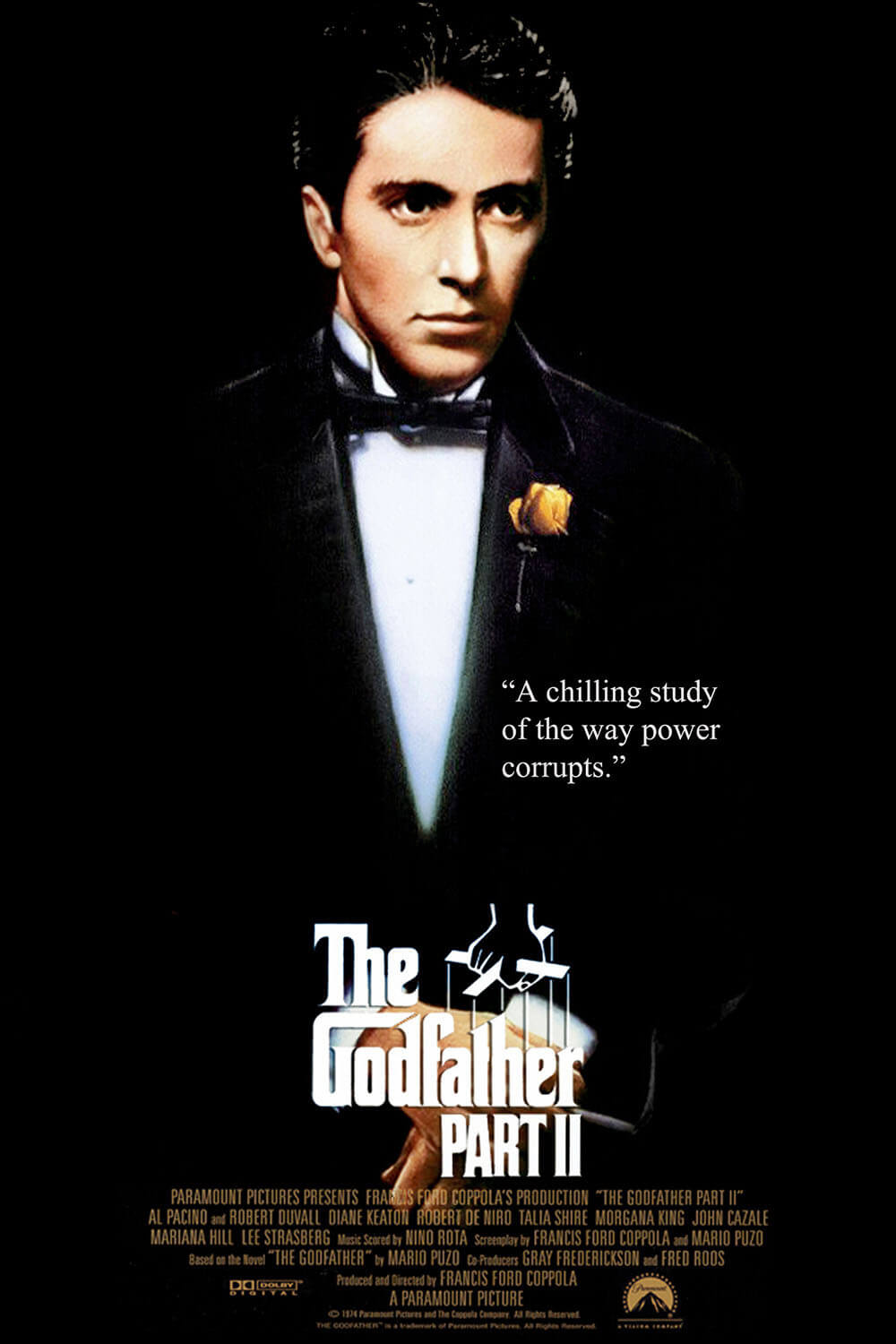 The Godfather Part II (R)