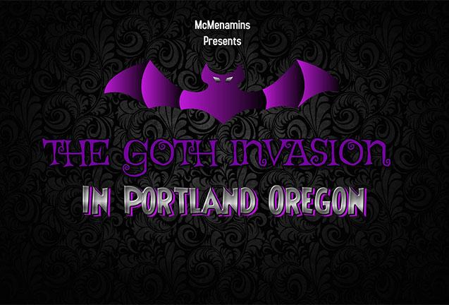 The Goth Invasion of Portland