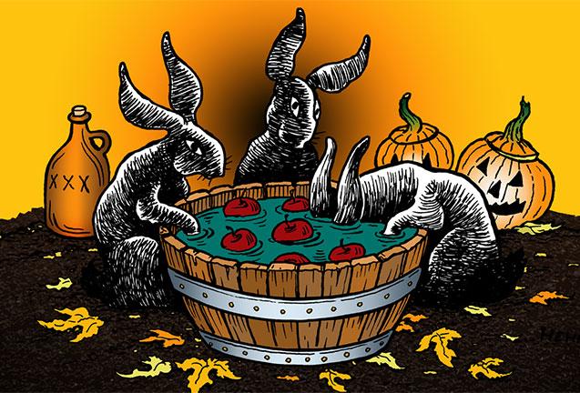 Pumpkin Carving & Spooky Specials