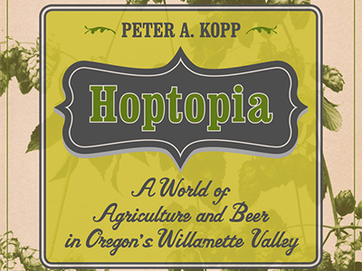 A Global History of the Cascade Hop