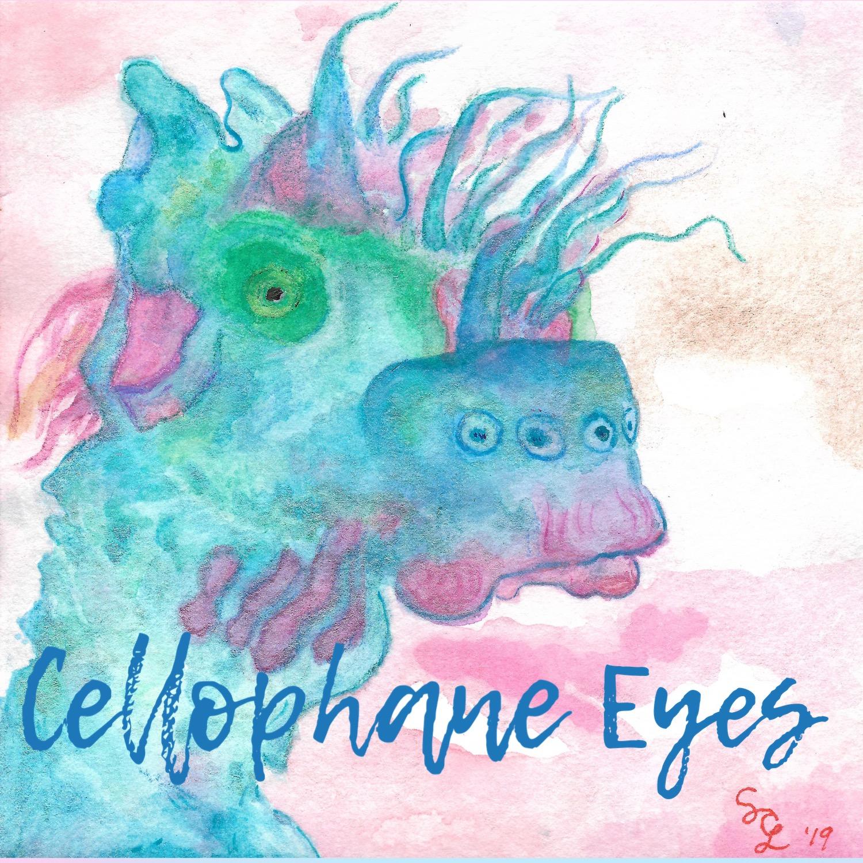 Cellophane Eyes