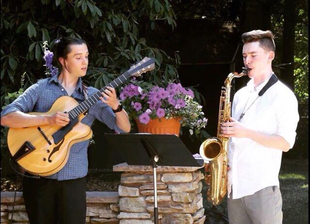 The Noah Pettibon and Ian Crocker Duo