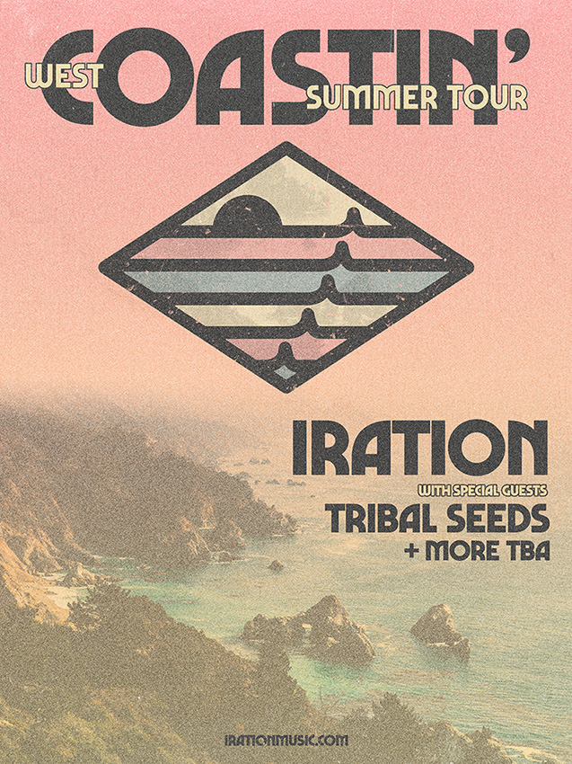 Iration – Coastin' Summer Tour