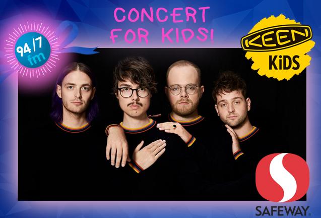 Joywave Concert for KIds